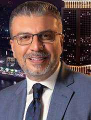 """برنامج """" رمضان المصري علي القهوة » لعمرو الليثي في شهر الصوم على موجات الشرق الأوسط"""