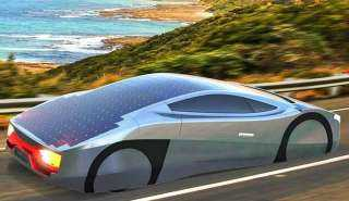 """""""بريجستون"""" و""""لايتيير"""" تتعاونان في إنتاج أول سيارة في العالم للمسافات البعيدة تعمل بالطاقة الشمسية"""