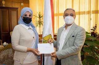 «شيرين عبد المولى» مديرًا لوحدة ضمان الجودة بكلية طب الأسنان بطنطا