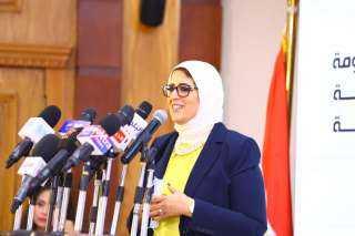 وزيرة الصحة: استقبال مليون و ٣٩٨ ألفًا من لقاح «فايزر» بمطار القاهرة الدولي